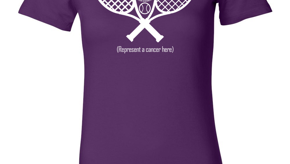 Women's Tennis T-Shirt